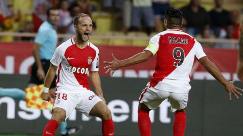 CHÍNH THỨC: AS Monaco chia tay tiền đạo