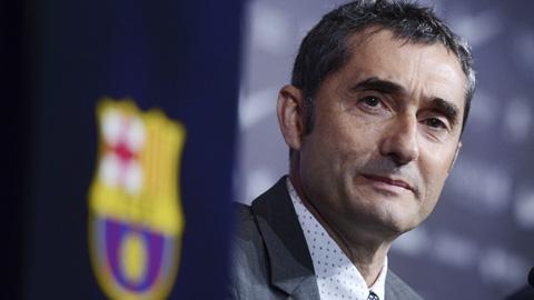 Lộ chiến thuật mới áp dụng cho Barca dưới thời Valverde