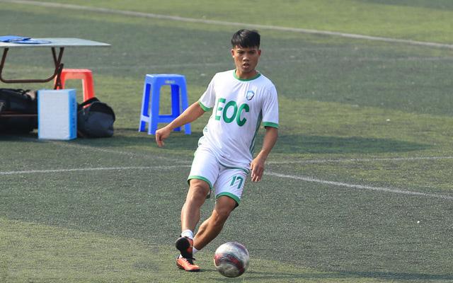 Lê Văn Duyệt, cầu thủ đa năng ở EOC