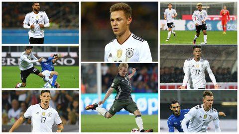 """Top 4 sao trẻ """"gánh"""" tương lai bóng đá Đức trên vai"""