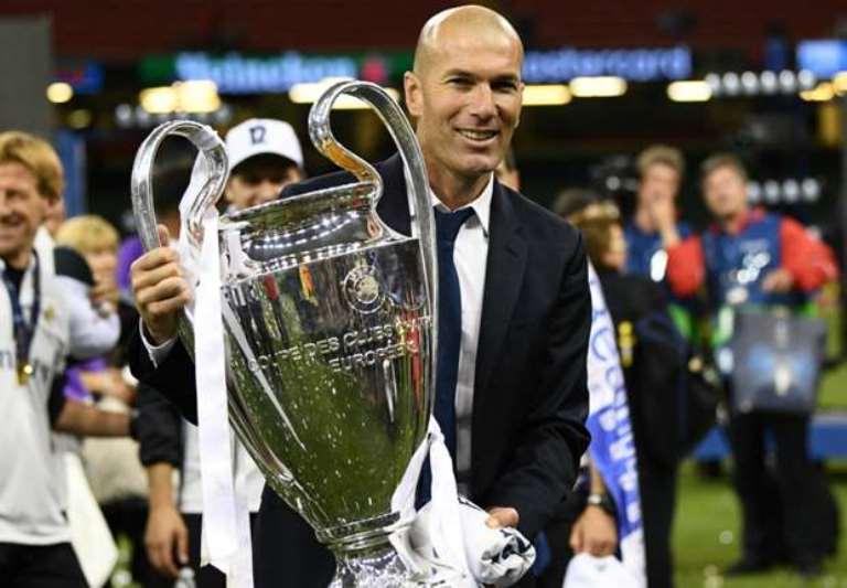 Giành chiến tích vĩ đại, Zidane vẫn khiêm tốn