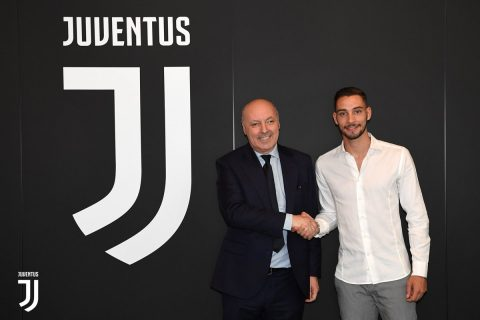Juventus chính thức có tân binh thứ 4 từ AC Milan