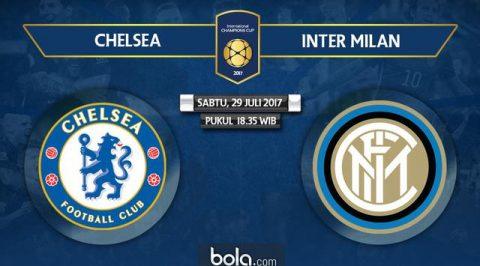 Chelsea vs Inter Milan, 18h35 ngày 29/7: Chờ đợi tân binh tỏa sáng