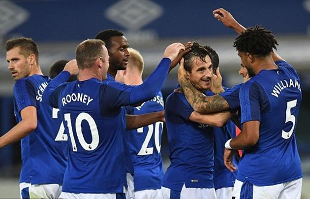 """Everton và Milan """"mở hàng"""" thuận lợi trong ngày trở lại trời Âu"""