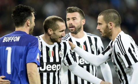 Đồng đội cũ lên tiếng phủ nhận tầm ảnh hưởng của Bonucci ở Juve