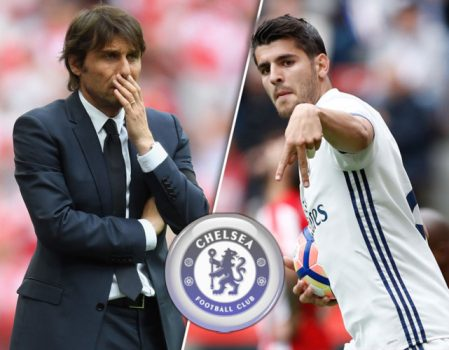 Đội hình siêu khủng của Chelsea với sự góp mặt của Morata