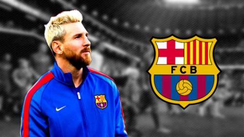 Xác định thời điểm Messi gia hạn hợp đồng với Barca