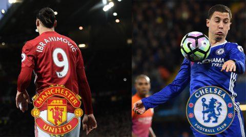Điểm tin chiều 12/7: Ibrahimovic ký mới với M.U; Bỏ Mbappe, Real nhắm sao Chelsea