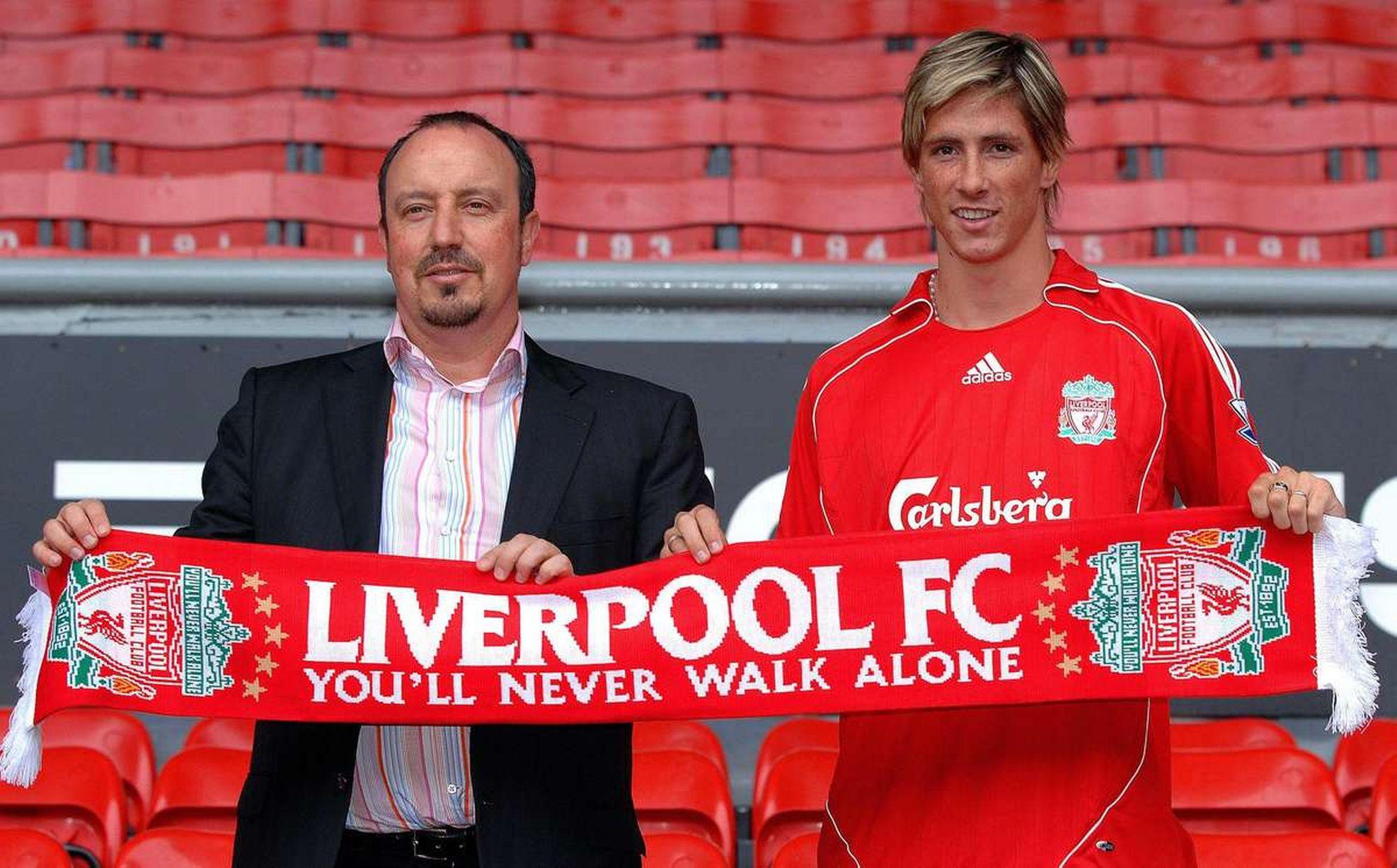 Tròn 10 năm Fernando Torres gia nhập Liverpool và những khoảnh khắc không thể quên