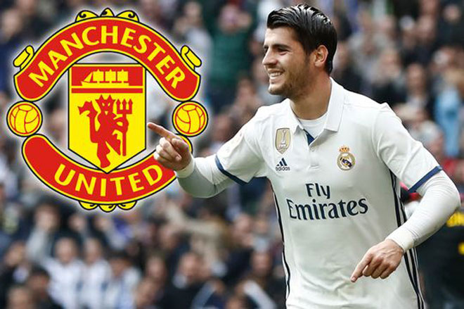 NÓNG: Morata sẽ có mặt ở Manchester trong ít giờ nữa