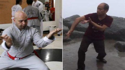 Cao thủ Vịnh Xuân Pierre Francois tiếp tục đả bại võ sư Việt Nam hơn mình 20 tuổi