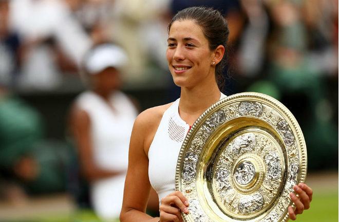 Đánh bại Venus Williams, Muguruza giành chức vô địch Wimbledon 2017