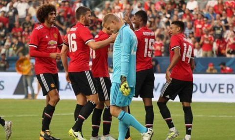 5 điểm nhấn LA Galaxy – Man United: Tân binh gây thất vọng