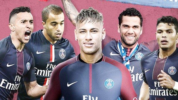 """Những lý do khiến Neymar lung lay trước lời đề nghị """"siêu khủng"""" của PSG"""