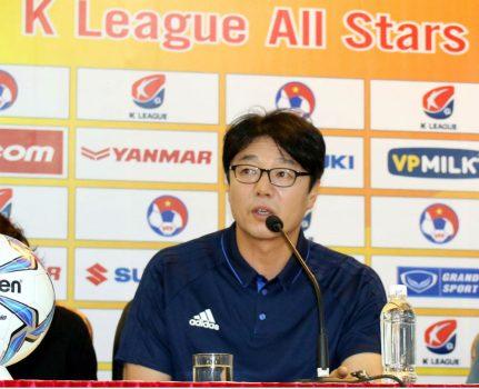 """Thì ra đây chính là lý do khiến Tuyển các Ngôi sao K.League """"ôm hận"""" trước U22 Việt Nam"""