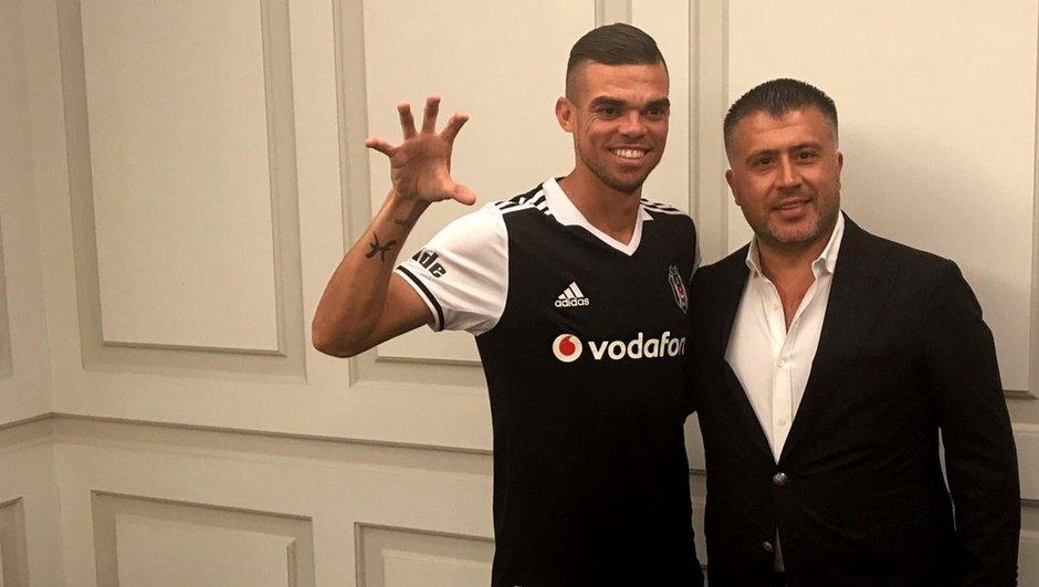 CHÍNH THỨC: Khước từ PSG, Pepe tới Thổ Nhĩ Kỳ thi đấu