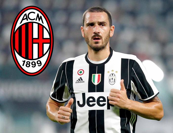 Leonardo Bonucci cập bến Milan: Quá nhanh, quá nguy hiểm!