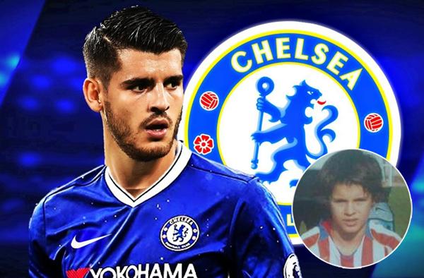 Atletico Madrid được hưởng sái từ việc Morata sang Chelsea