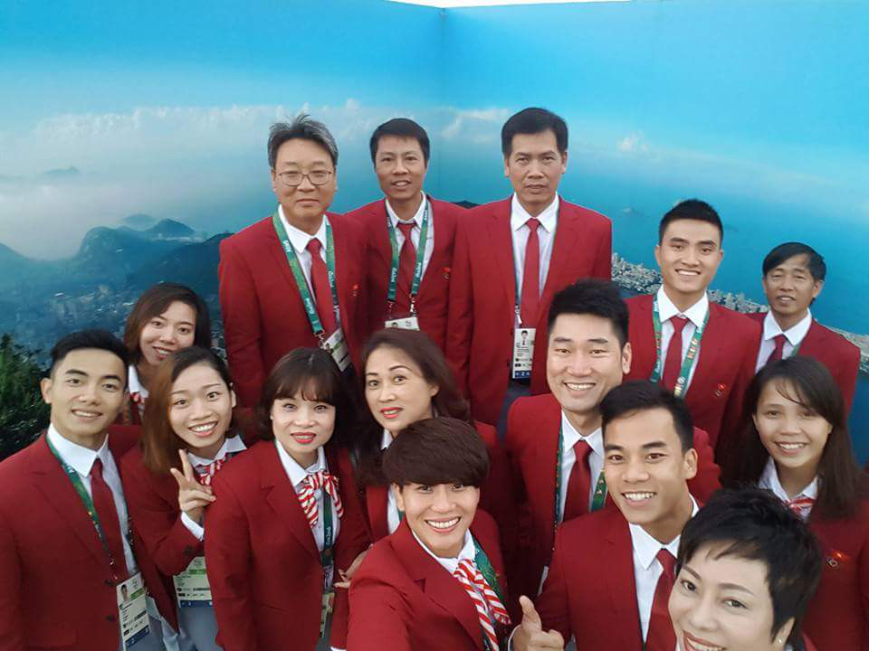 Đoàn Thể thao Việt Nam đặt mục tiêu giành vị trí thứ 3 tại SEA Games 29