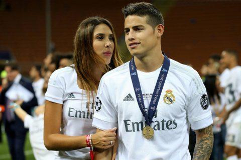 Vừa sang Bayern, James Rodriguez ly hôn em gái sao Arsenal sau 6 năm gắn bó