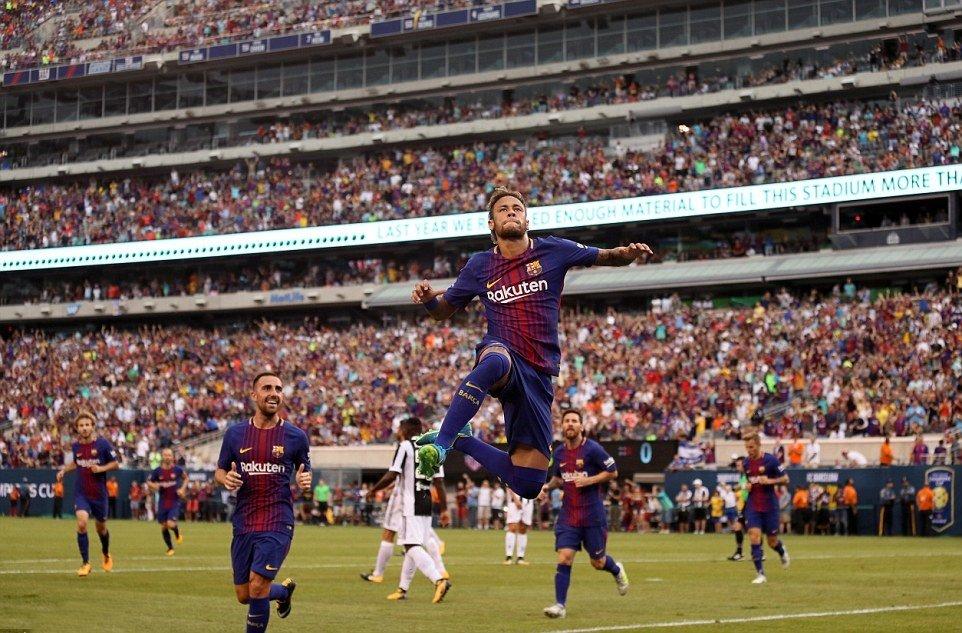 VIDEO: Juventus 1-2 Barcelona (ICC 2017)