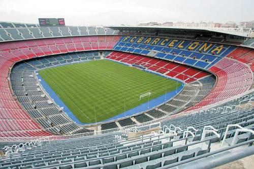 Barca cải tạo Nou Camp, đợi chờ Siêu kinh điển