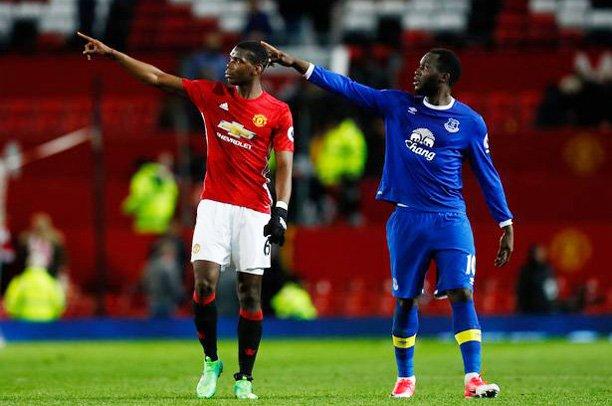 Pogba chính là nguyên nhân khiến Lukaku chọn Man United