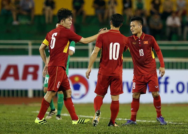 Xác nhận: Lương Xuân Trường tập trung cùng U22 Việt Nam đến hết SEA Games 29