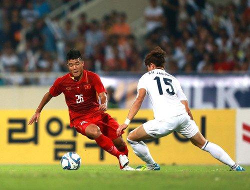 U22 Việt Nam nhận hung tin sau chiến thắng K.League All Stars