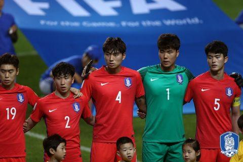 HLV U22 Hàn Quốc e dè trước Việt Nam tại vòng loại U23 châu Á