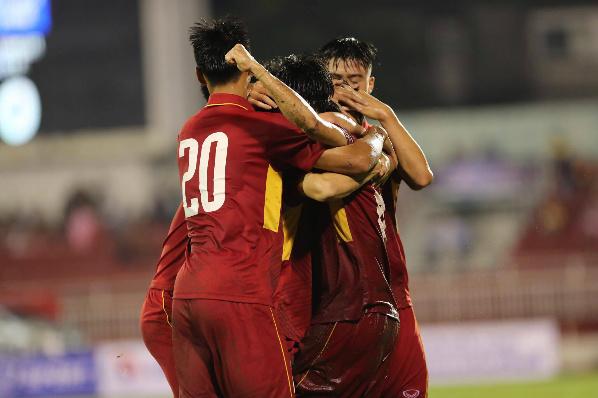 VIDEO: Việt Nam 4-0 Đông Timor (Vòng loại U23 châu Á)