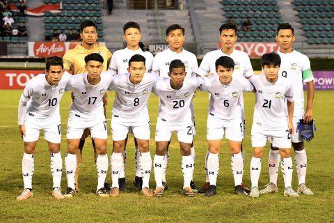 Vòng loại U23 Châu Á: Campuchia tiếp tục tạo ấn tượng, người Thái lấy lại thể diện