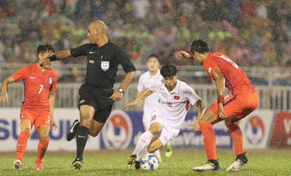 VIDEO: U22 Việt Nam 1-2 U22 Hàn Quốc (Vòng loại U23 châu Á)