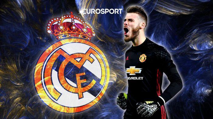Ra giá 50 triệu bảng, Real Madrid lại nhăm nhe cướp De Gea một lần nữa