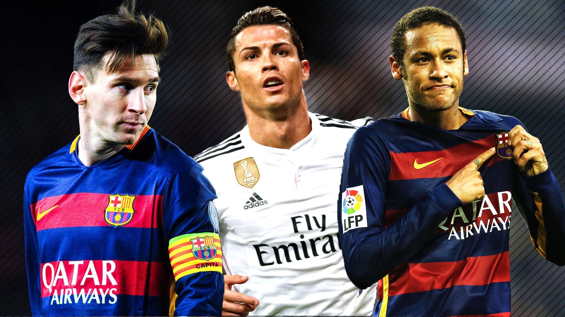 Ronaldo – Messi đều khuyên Neymar từ bỏ ý định đến PSG