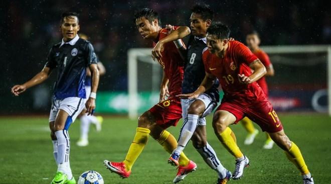 """Kết quả vòng loại U23 châu Á 2018: Đông Nam Á rũ bỏ """"bùn đen"""", vùng lên mạnh mẽ"""