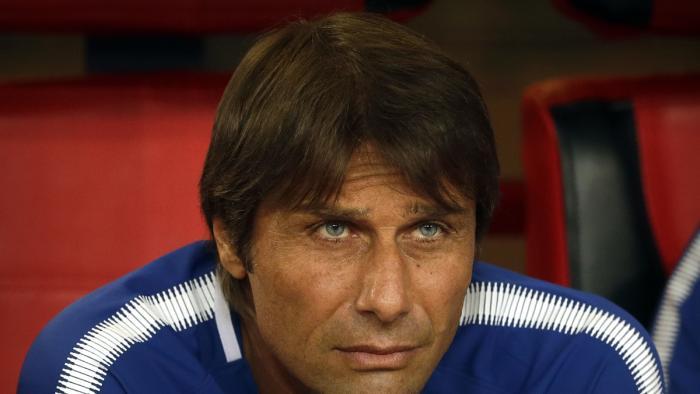 """Có Morata, HLV Conte vẫn công khai """"tỏ tình"""" tiền đạo của kình địch"""