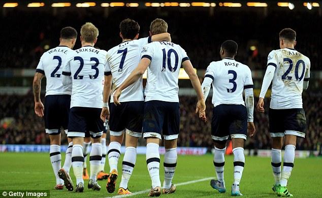 Tottenham và những điều cần làm để trở thành ông lớn thực sự xứ sương mù