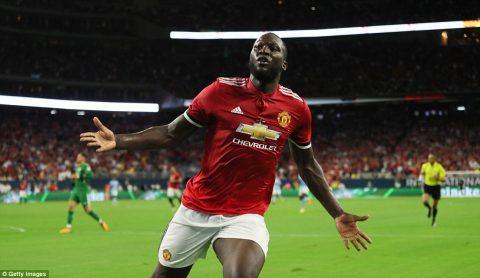VIDEO: Man City 0- 2 Man United (ICC 2017)