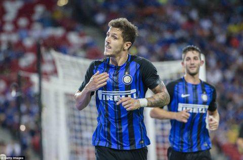 VIDEO: Chelsea 1-2 Inter Milan (ICC 2017)