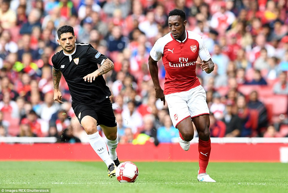 VIDEO: Arsenal 1-2 Sevilla (Emirates Cup 2017)