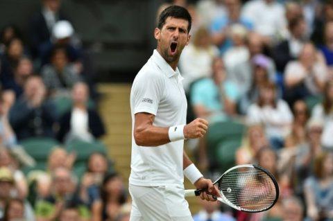 Novak Djokovic dễ dàng đoạt vé vào Tứ kết Wimbledon