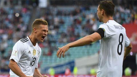 5 nhà vô địch Confed Cup sẽ giúp ĐT Đức bảo vệ ngôi vô địch tại World Cup năm sau