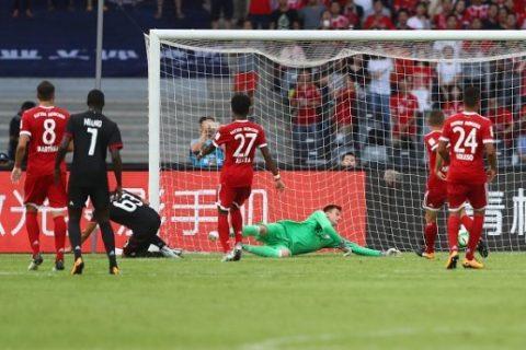 VIDEO: Bayern Munich 0-4 AC Milan (ICC 2017)