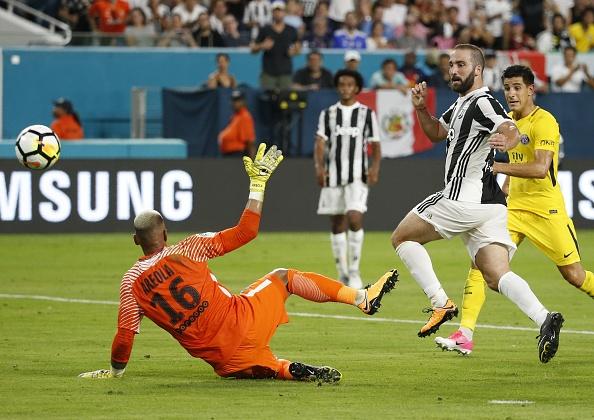 Rượt đuổi tỉ số ngoạn mục, Juventus và PSG tạo mưa bàn thắng tại Miami