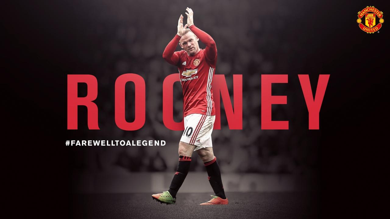 Mourinho và BLĐ nói gì sau khi Rooney rời Man Utd?