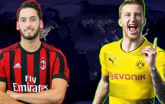 Dortmund vs Milan, 18h20 ngày 18/7: Chờ đợi cơn mưa bàn thắng