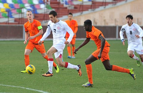U19 Anh vs U19 Hà Lan, 20h30 ngày 06/7: Sức mạnh của cơn lốc da cam