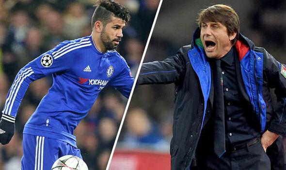 """HLV Conte đích thân tiết lộ muốn """"đuổi cổ"""" Costa từ 6 tháng trước"""