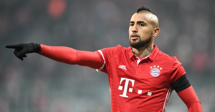 Bayern chắc chắn sẽ không bán Arturo Vidal trong hè này